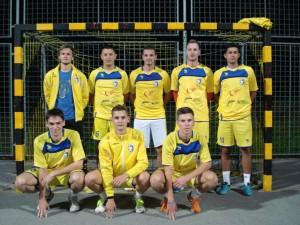 Futsal klub Dobrepolje - prvaki  lige 2014