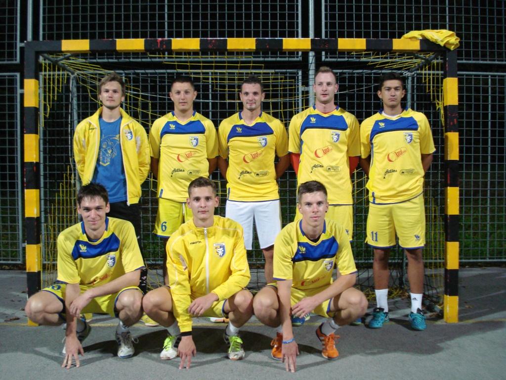 Pred začetkom futsal lige 2015