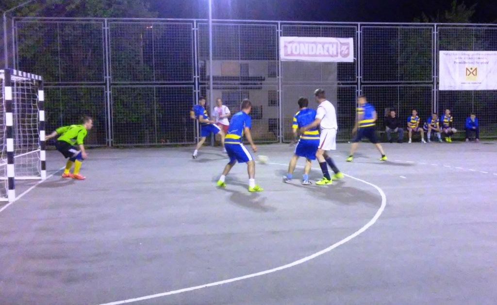 Nadaljuje se futsal liga Dobrepolje