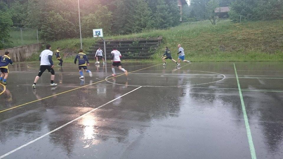Šesti krog futsal lige