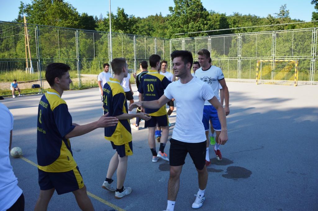 8. krog futsal lige – krog derbijev