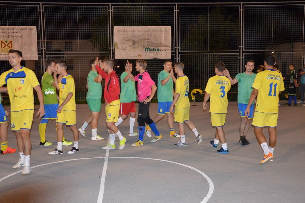 14. krog futsal lige
