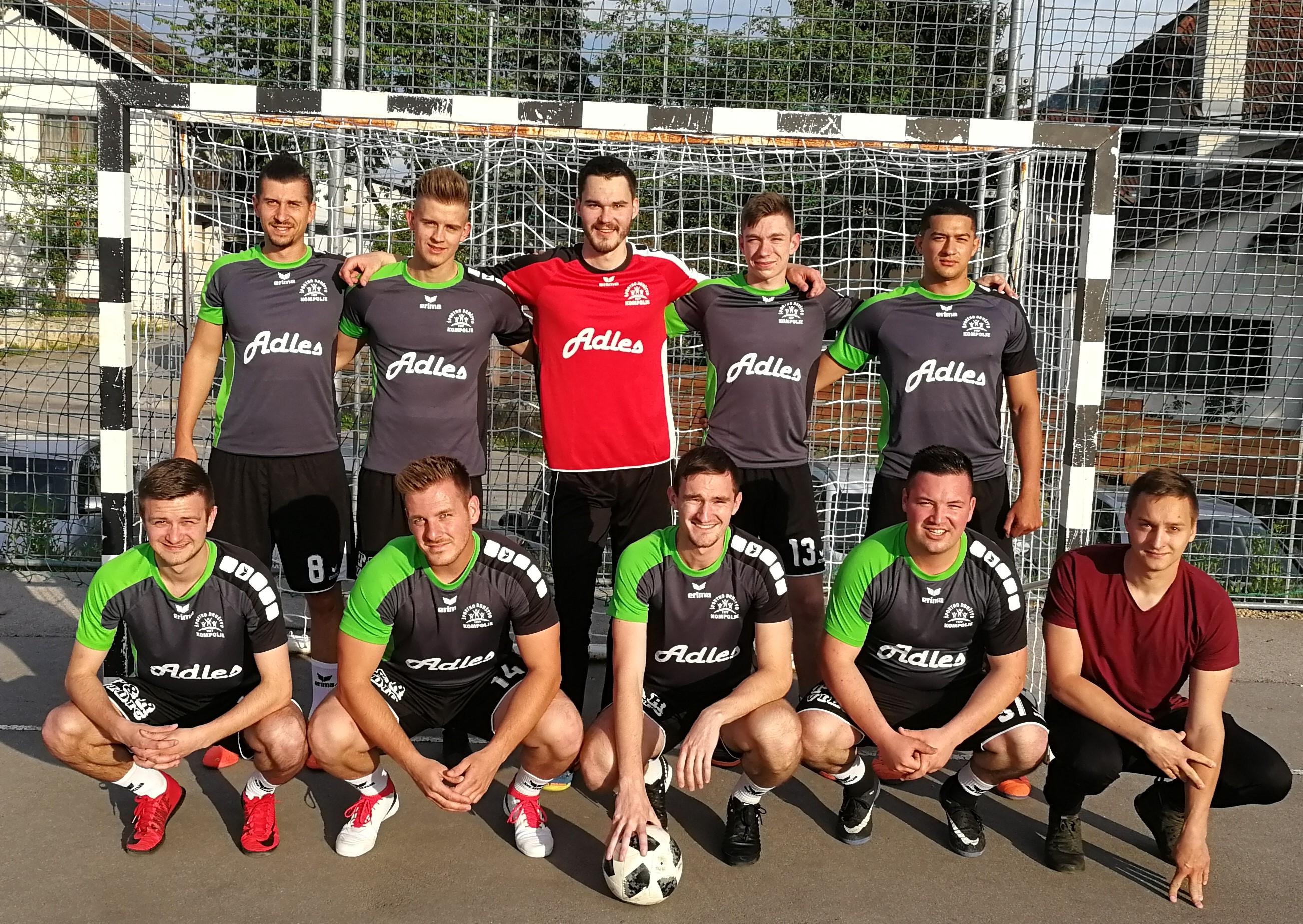 Dobrepoljska futsal liga 2018