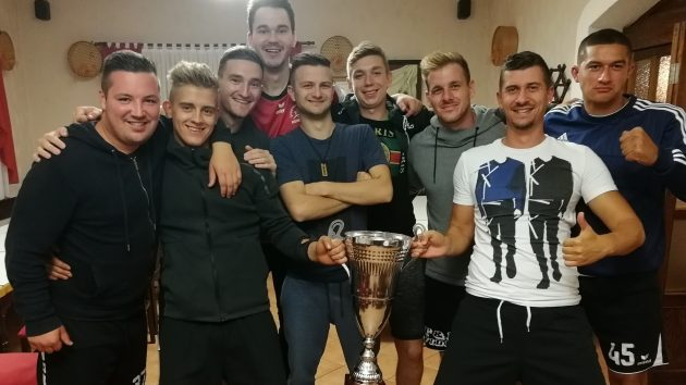 Končana je dobrepoljska futsal liga, prvaki prihajajo iz Kompolj